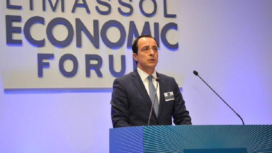 Ο ΥΠΕΞ της Κύπρου, Νίκος Χριστοδουλίδης