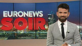 Euronews Soir : l'actualité du vendredi 18 octobre 2019