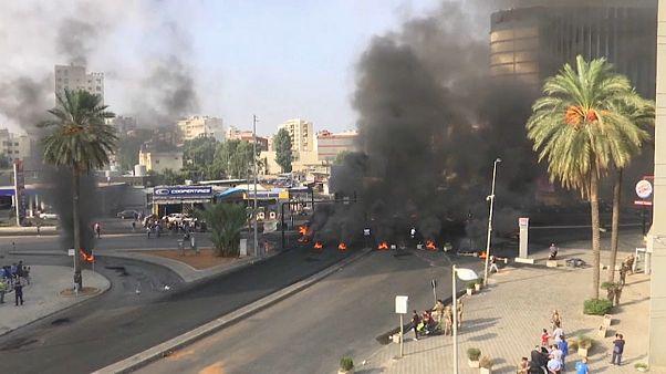 Ливан: протесты против новых налогов