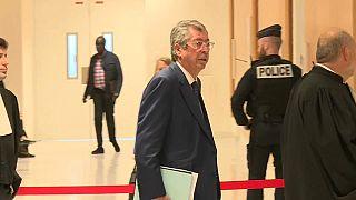 Patrick Balkany au tribunal correctionnel de Paris, le 16/05/2019