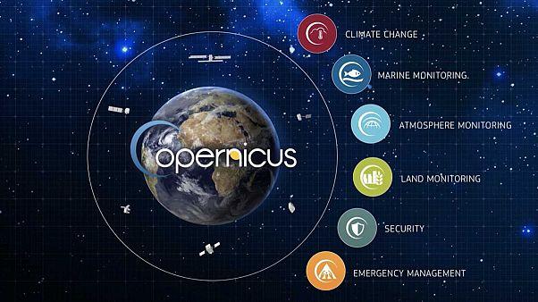 Copernicus, de l'espace au plus près de nous