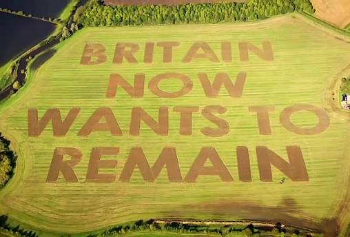 """""""Брексит"""": послания на полях"""