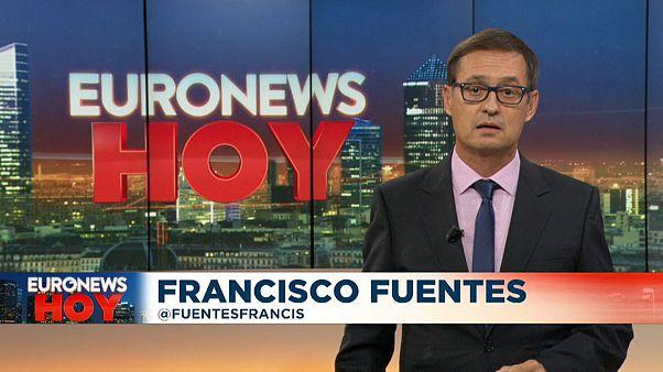 Euronews Hoy | Las noticias del viernes 18 de octubre de 2019