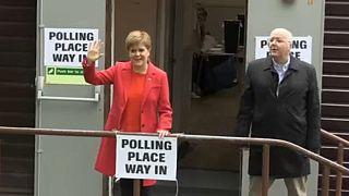Scotland unveils framework for possible future independence referendum
