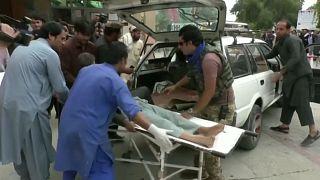 Pokolgép robbant egy kelet-afgán mecsetnél