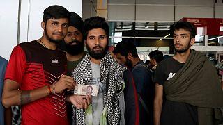 Meksika'dan toplu sınır dışı: 300'den fazla kaçak göçmen Hindistan'a gönderildi