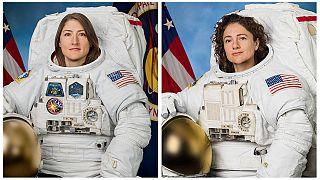 Quand les femmes se lancent à la conquête de l'espace
