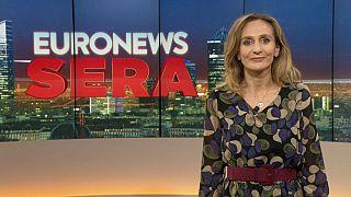Euronews Sera   TG europeo, edizione di venerdì 18 ottobre 2019
