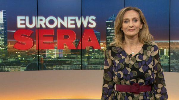 Euronews Sera | TG europeo, edizione di venerdì 18 ottobre 2019
