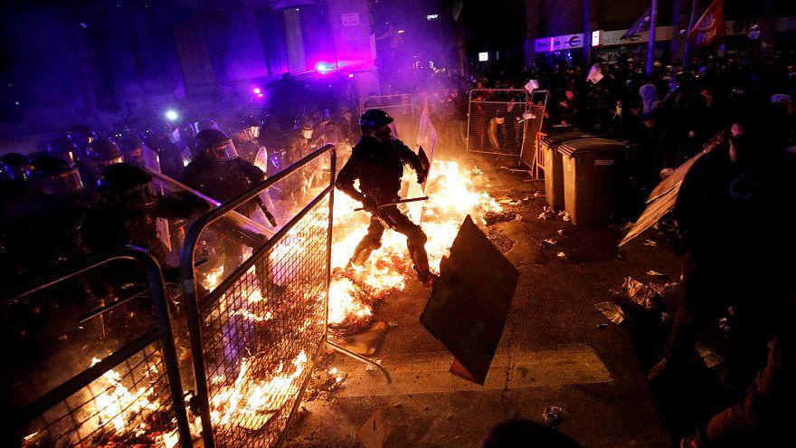 Каталония в огне: чего ждать от Мадрида?   #Куб