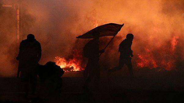 Βαρκελώνη: Σφοδρές συγκρούσεις - Περισσότεροι από 500.000 οι διαδηλωτές