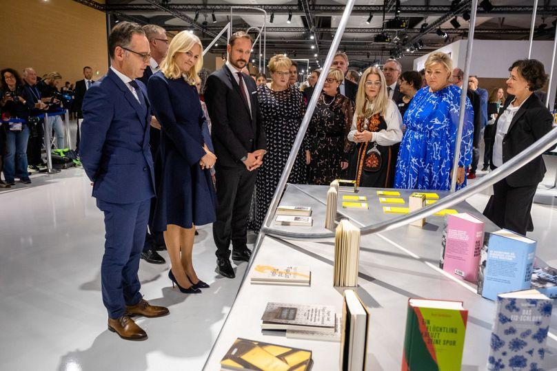 Frankfurter Buchmesse / Bernd Hartung