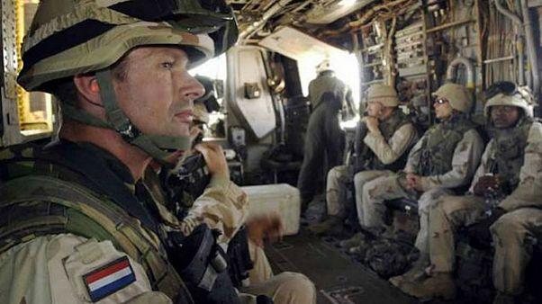 Hollanda'nın Irak'ta IŞİD ile mücadelesinde 70 sivili öldürdüğü iddiası