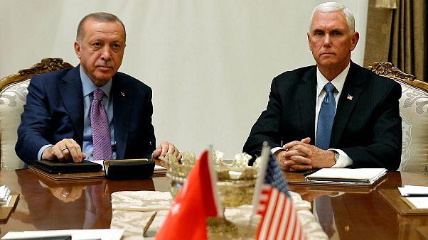 Erdoğan-Pence görüşmesinin perde arkasında neler oldu?