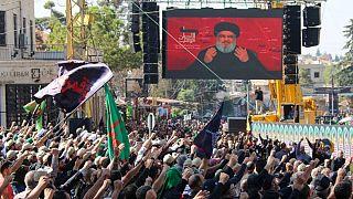 حسن نصرالله: به خیابانها نیامدیم تا نگویند ایران از وسط بیروت برای آمریکا پیغام فرستاد