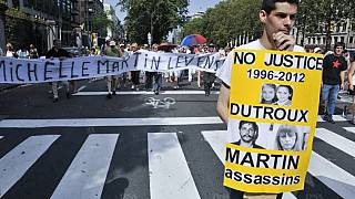 Belçikalılar seri pedofilin serbest kalma olasılığına karşı 'kara yürüyüş' gerçekleştirecek