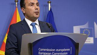Zoran Zaev pide elecciones parlamentarias anticipadas tras el revés de la Unión Europea