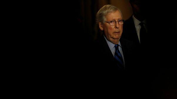 ABD Senatosu Başkanı McConnell: Suriye'den çekilme kararı büyük bir stratejik hatadır