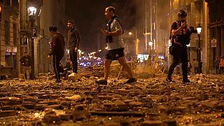 Barcelone : après cinq jours d'affrontements, l'heure du dialogue a sonné