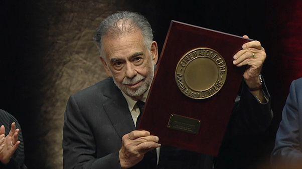Coppola galardoado na cidade berço do cinema