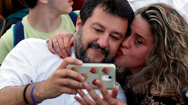 "Salvini promete regressar ""rápido"" ao poder"
