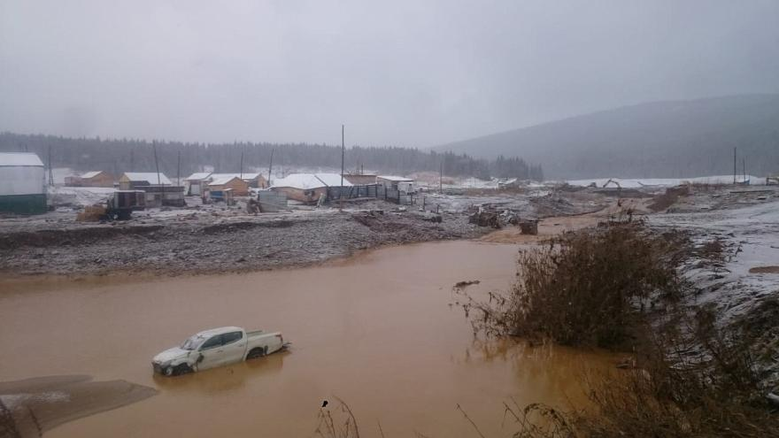 Dammbruch in Sibirien: Mindestens 15 Minenarbeiter getötet