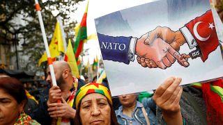 """Pro-kurdische Demos: """"Nicht an die Seite eines Despoten stellen"""""""