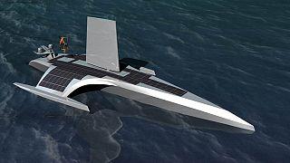 Robotik Mayflower gemisi Atlantik Okyanusu'nu geçmeye hazırlanıyor