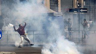 معترضان در شیلی با وجود اعلام وضعیت اضطراری بار دیگر به خیابانها آمدند