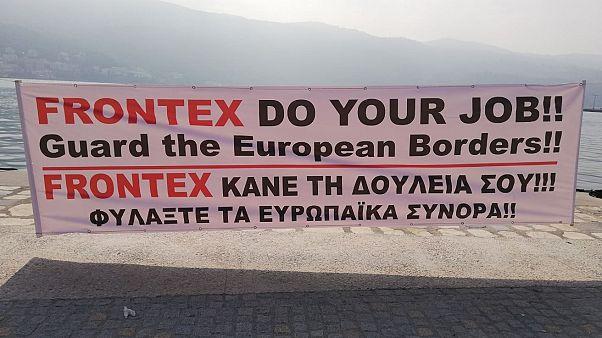Σάμος: «Frontex κάνε τη δουλειά σου»