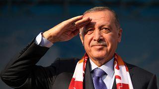 Erdogan droht mit Fortsetzung seiner Militäroffensive