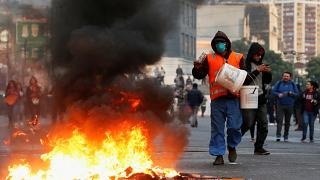 Le Chili en proie à de violentes émeutes