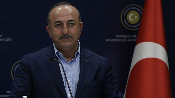Çavuşoğlu: YPG'nin Kobani ve Münbiç'ten çekilmesini Rusya ile görüşeceğiz
