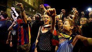 دولت اسپانیا درخواست مذاکره جداییطلبان کاتالونیا را رد کرد