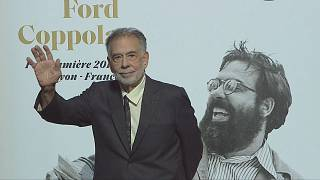 Francis Ford Coppola at Festival Lumière 2019