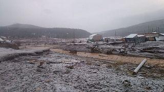 Halálos gátszakadás egy orosz aranybányánál