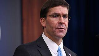 ABD Savunma Bakanı: Suriye'de Kürtleri savunmak için NATO müttefiki Türkiye ile savaşa girmeyiz