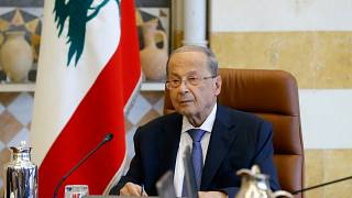 Lebanese cabinet agrees reform list, hoping to defuse protests