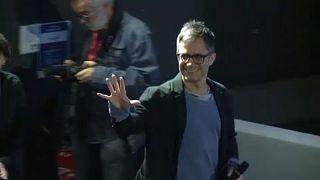 García Bernalt ünneplik a lyoni filmfesztiválon