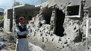 تبادل آتش میان هند و پاکستان در کشمیر جان چندین سرباز و شهروند را گرفت
