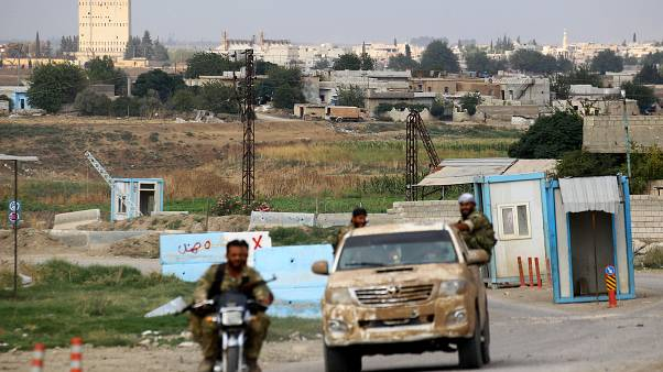 Siria, completato il ritiro dei curdi da Ras al-Ayn