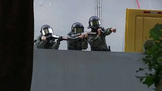 Hong Kong, una nuova domenica di violenza