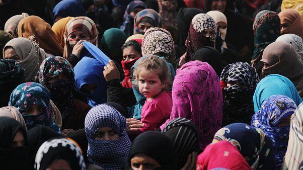 London kimenekítené az Iszlám Államhoz szökött brit anyák gyermekeit Szíriából