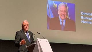 Δ. Αβραμόπουλος - Μ. Σχοινάς στο 8ο Διεθνές Συμπόσιο Θεσσαλονίκης