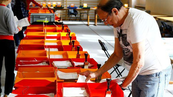 En Suisse, les Verts enregistrent une percée historique lors des élections fédérales