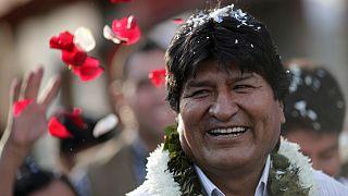 Evo Morales na corrida para o quarto mandato consecutivo