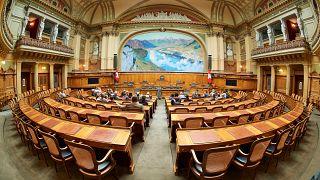 İsviçre Parlamentosu