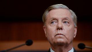 Senatör Graham'dan Suriye'de hava gücü ve Kürtlere petrol geliri açıklaması