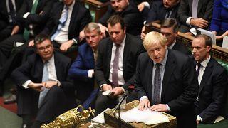 Boris Johnson insiste en que se vote su acuerdo de Brexit