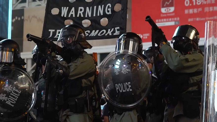 Χονγκ Κονγκ: Πέντε μήνες διαδηλώσεων